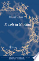 E  coli in Motion Book