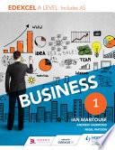 Edexcel Business A Level Year 1