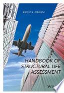Handbook of Structural Life Assessment Book