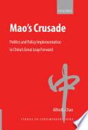 Mao's Crusade