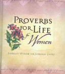 Proverbs for Life for Women