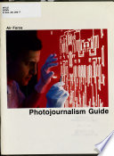 Air Force Photojournalism Guide