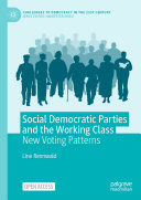 Social Democratic Parties and the Working Class Pdf/ePub eBook