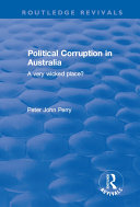 Political Corruption in Australia