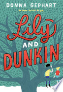 Lily and Dunkin Donna Gephart Cover