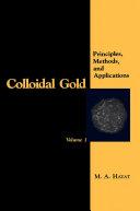 Colloidal Gold Book
