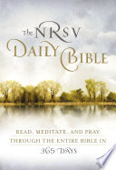 NRSV  The Daily Bible  eBook