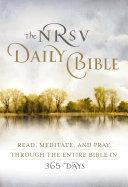 NRSV, The Daily Bible, eBook Pdf/ePub eBook