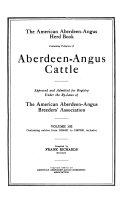 Pdf American Aberdeen-Angus Herd Book