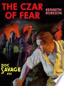 The Czar of Fear Book