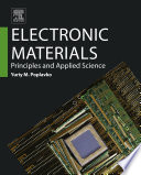 Electronic Materials Book PDF