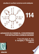 Advances in Chemical Conversions for Mitigating Carbon Dioxide Book