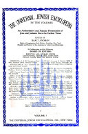 The Universal Jewish Encyclopedia