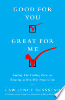 Good for You  Great for Me Book