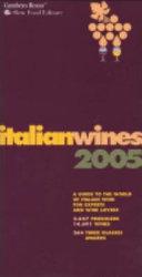 Italian Wines 2005