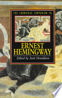 The Cambridge Companion To Hemingway Book