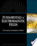 Fundamentals of Electromagnetic Fields
