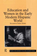 Pdf Education and Women in the Early Modern Hispanic World