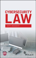 Pdf Cybersecurity Law Telecharger