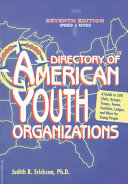 1998 1999 Directory of American Youth Organizations