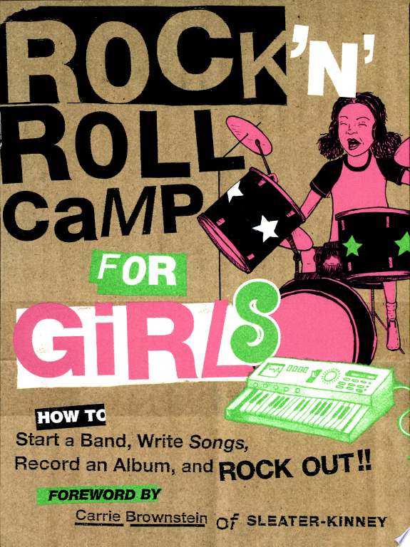 Rock 'n Roll Camp for Girls