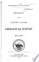 Bibliography And Index Of The Publications Of The United States Geological Survey With The Laws Governing Their Printing And Distribution