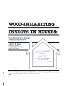 Wood-inhabiting Insects in Houses