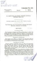 El Camino Real de Tierra Adentro National Historic Trail Act