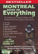 Montreal Book Of Everything Book PDF