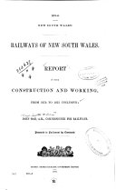 Railways of New South Wales