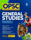 OPSC General Studies Paper 1  For Odisha Civil Service Preliminary Exams  2021
