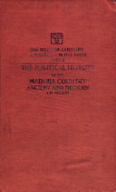 Political History of the Madura Country