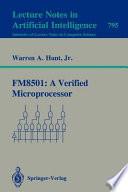 FM8501: A Verified Microprocessor