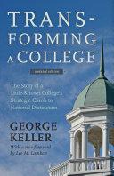 Transforming a College Pdf/ePub eBook