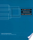 The MMF Guide to Professional Music Management