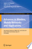 Advances in Wireless  Mobile Networks and Applications Book