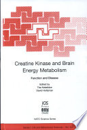 Creatine Kinase and Brain Energy Metabolism