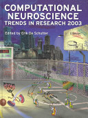 Computational Neuroscience  Trends in Research 2003