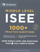 Middle Level ISEE