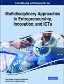 Handbook of Research on Multidisciplinary Approaches to Entrepreneurship, Innovation, and ICTs [Pdf/ePub] eBook