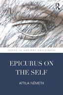 Epicurus on the Self
