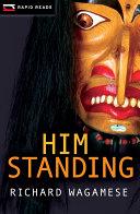 Him Standing Book
