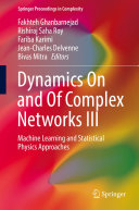 Dynamics On and Of Complex Networks III