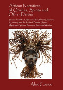 African Narratives of Orishas, Spirits and Other Deities ebook