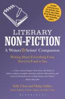 Literary Non-Fiction: A Writers' & Artists' Companion