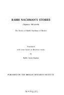 Rabbi Nachman s Stories