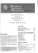 Pdf Daughters of the American Revolution Magazine