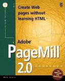 The Adobe PageMill 2 0 Handbook