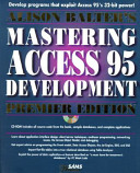 Alison Balter s Mastering Access 95 Development