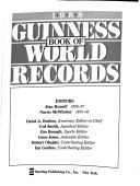Guinness Book of World Records Book PDF
